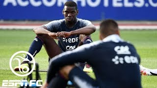 Why Paul Pogba might not start for France at the 2018 World Cup in Russia | ESPN FC