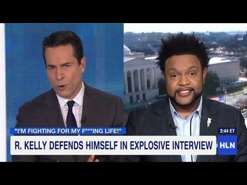 Jawn Murray Talks R. Kelly's Interview with Gayle King on HLN