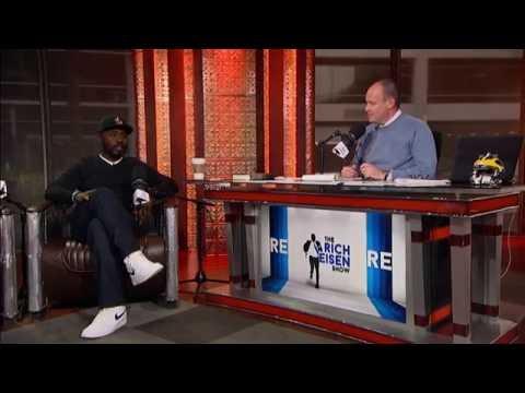 NFL Network Analyst  Marshall Faulk on Rookies Ezekiel Elliott & Dak Prescott - 10/14/16