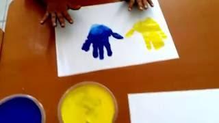 Semana de Actividades (Niños de 1-2 años)