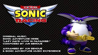 All Character Team Ultimate Themes (OST Version): Team Sonic Racing Music