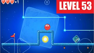 Red Ball 4 level 53 Walkthrough / Playthrough video.
