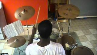 Shirley Caesar your next in line for a miracle( Drum Cover by Maxwell .P )