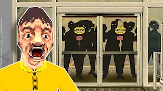GROCERY STORE HORROR GAME? - Night of the Consumers Gameplay