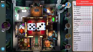 Clue/Cluedo The Classic Mystery Game (PC gameplay)..