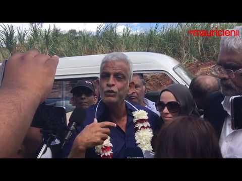 Affaire Amicale : « lile Maurice pe get nu ek ene liyie criminel », affirme Sheik Imran Sumodhee