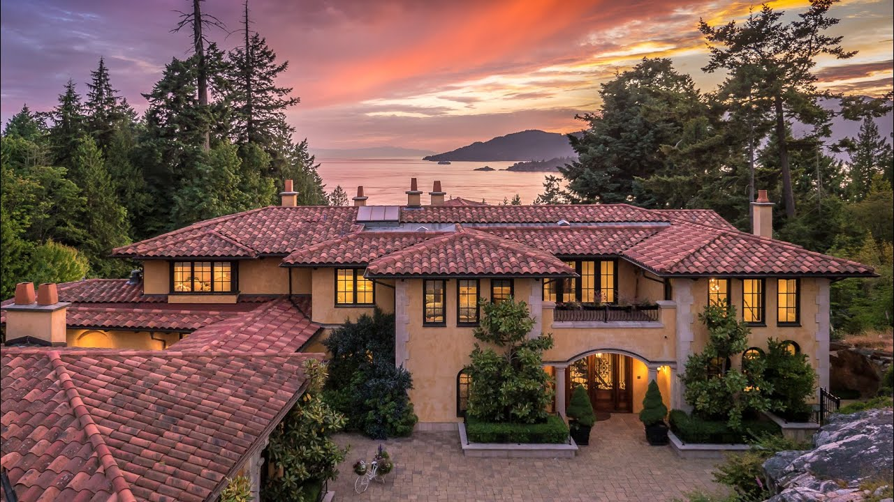 5050 Happy Valley Lane, West Vancouver  Clarence Debelle  360hometours   Youtube