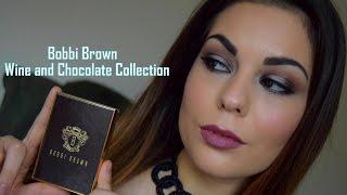 Bobbi Brown Wine Eye Palette Makeup Beautyalmanac