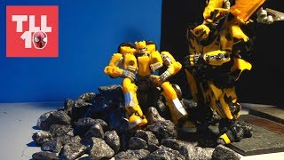Transformers: Bee VS Bee: Save The Bay-Verse - TF Stop-Motion