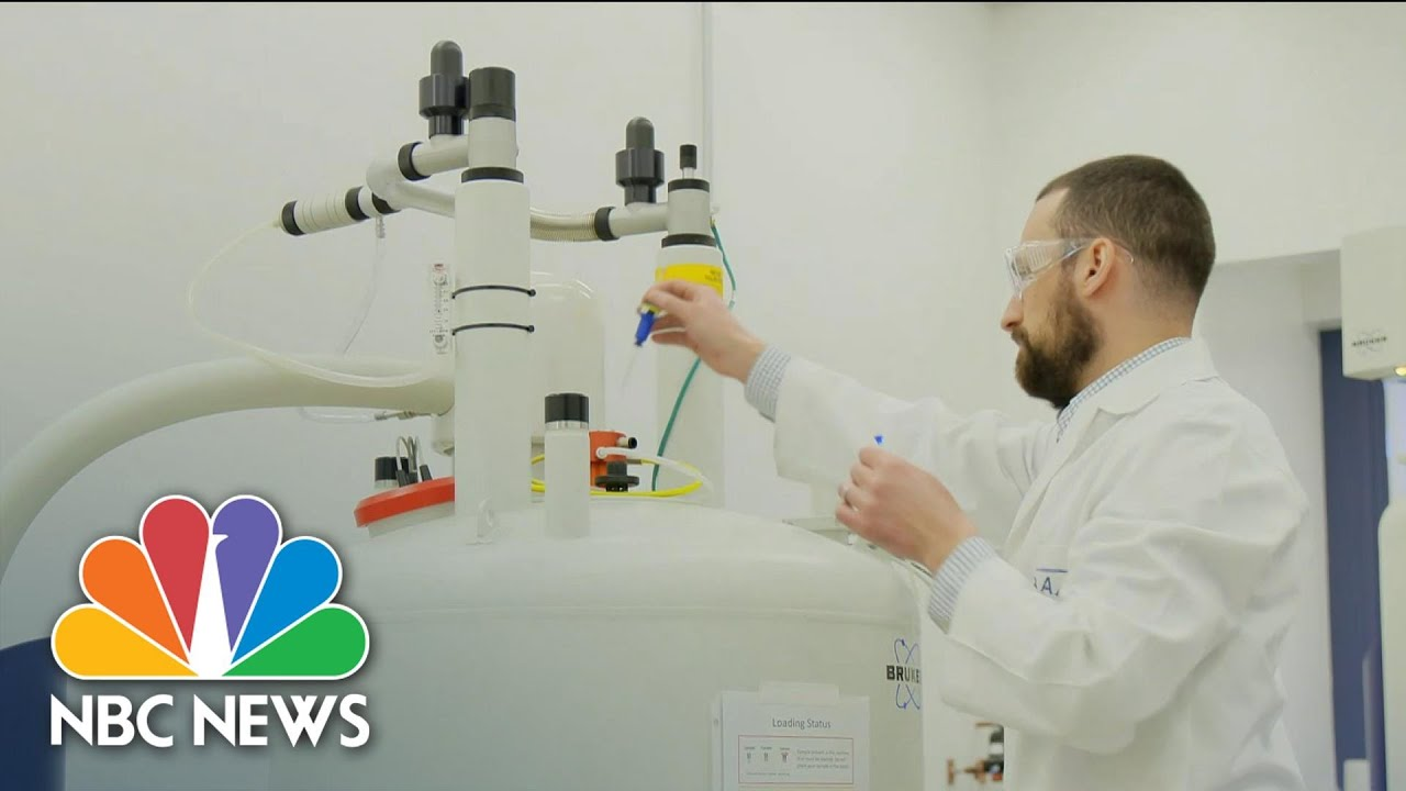 Inside An Army Research Lab Racing To Create A Coronavirus Vaccine | NBC Nightly News