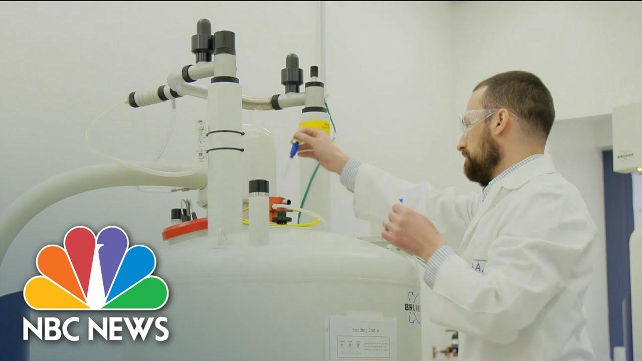 Inside An Army Research Lab Racing To Create A Coronavirus Vaccine | NBC Nightly News