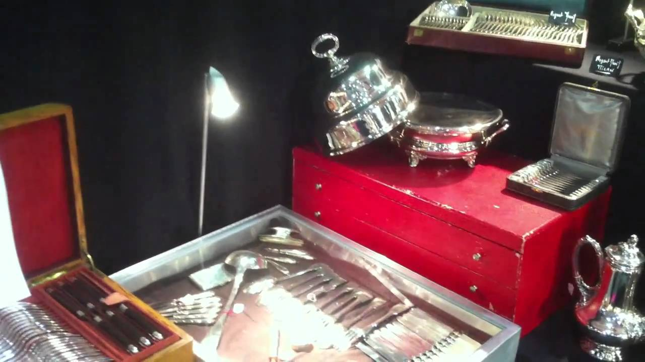 Le savoir de marie salon des antiquaires la rochelle 2010 youtube - Salon antiquaires la rochelle ...