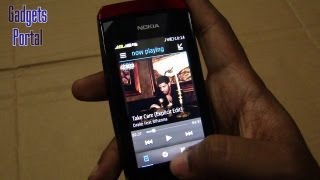 NOKIA ASHA 305 REVIEW : Camera, Music, Browser & Messaging by Gadgets Portal