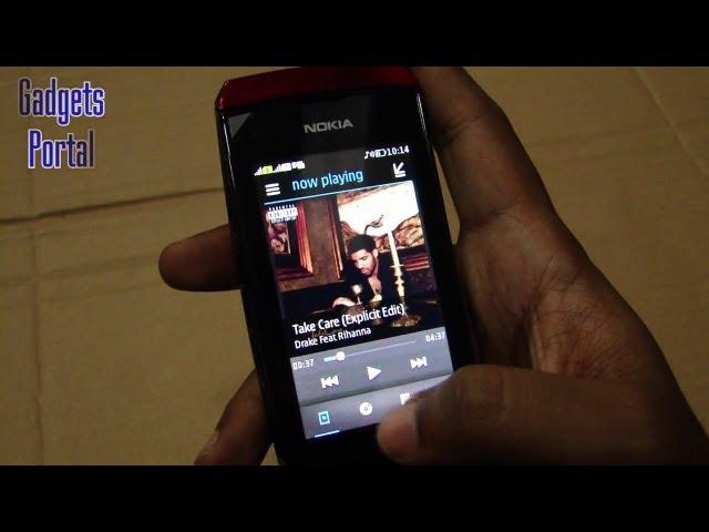 youtube free  software for nokia asha 306