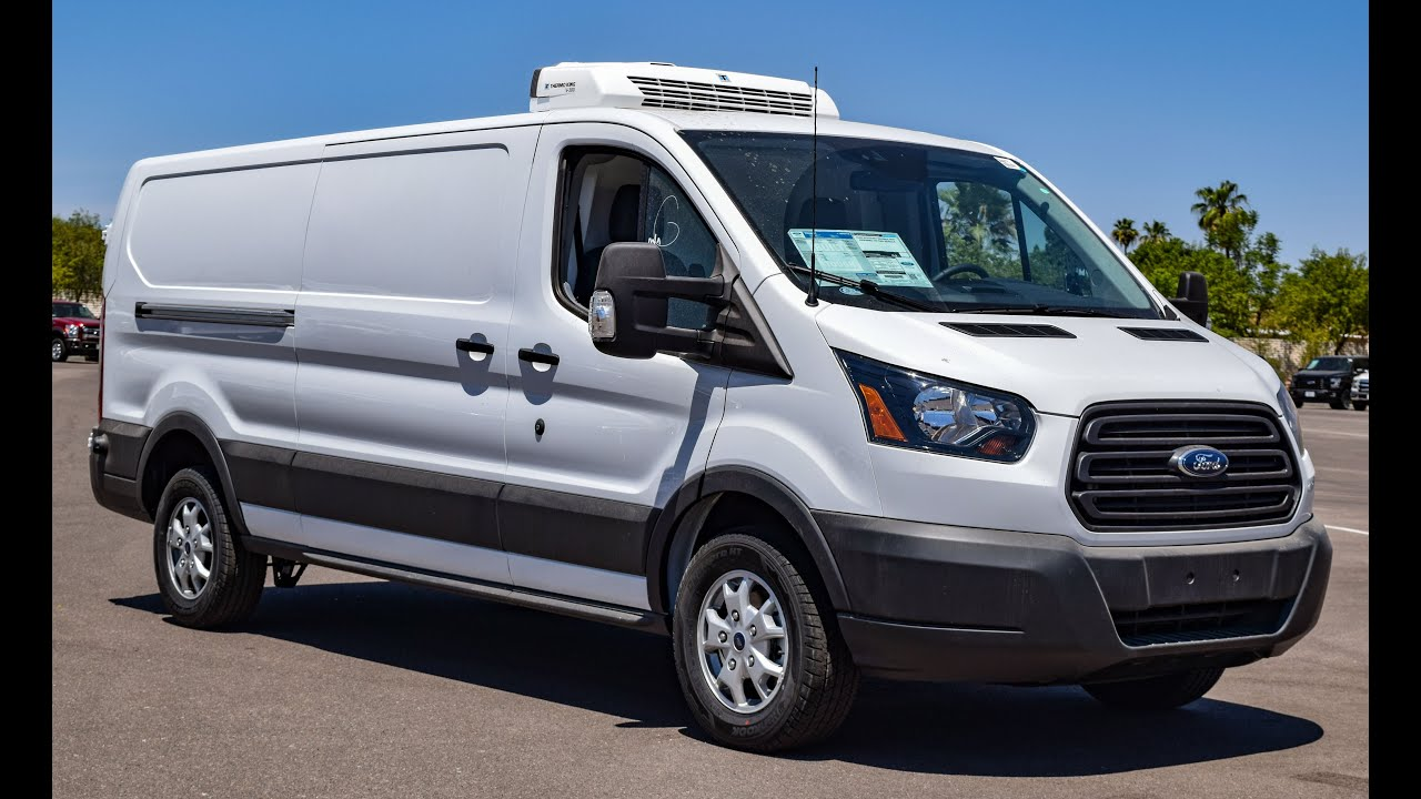 2016 Ford Transit T-250 Low Roof ThermoKing Walkaround | Doovi