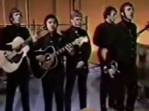 THE ASSOCIATION Requiem For The Masses 1967 Smothers Brothers Television Appearance