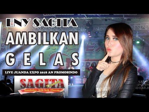 Ambikan Gelas Eny Sagita Live Juanda Expo