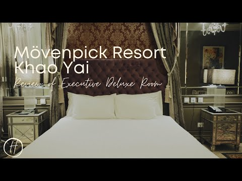 Review: Executive Deluxe Room at Mövenpick Resort Khao Yai
