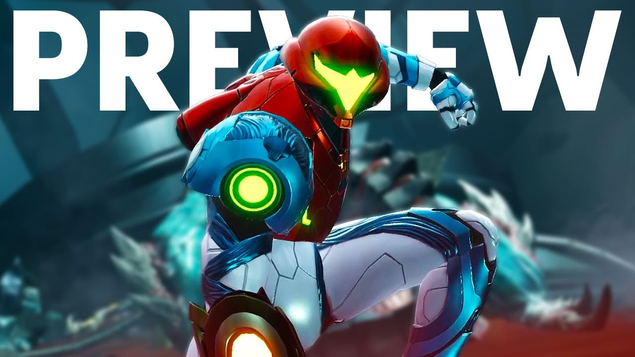 Download Metroid Dread's Tension Is Relentless   Hands-On Preview