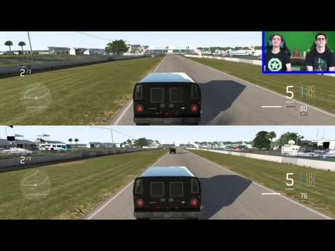 Forza Motorsport 6 [Xbox One] w/Jesse - Hummer Race! - Sebring International Raceway