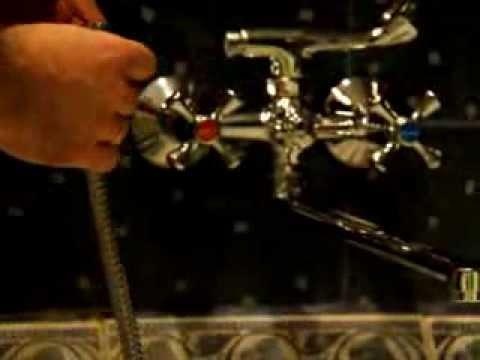 видео: Замена смесителя