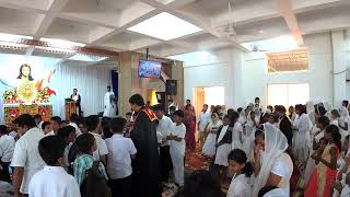 Fr. Daniel Poovannathil live Streaming, Mount Carmel Retreat C…