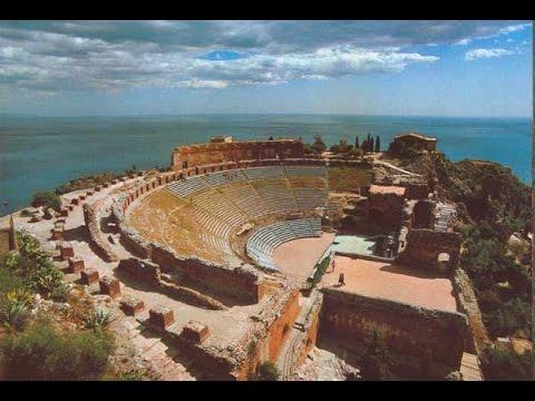 """Grecia antica 9: la """"Magna Grecia"""""""