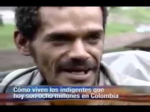 Alarmante indigencia y pobreza en Colombia