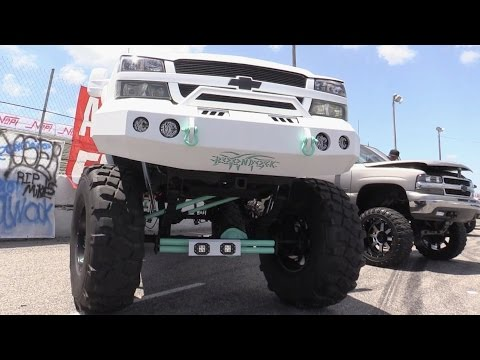 Lifted Trucks at NOPI – Myrtle Beach