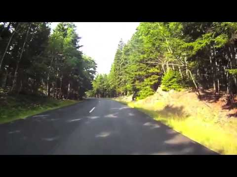 Bar Harbor Arcadia National Park Virtual Cycling bike trainer