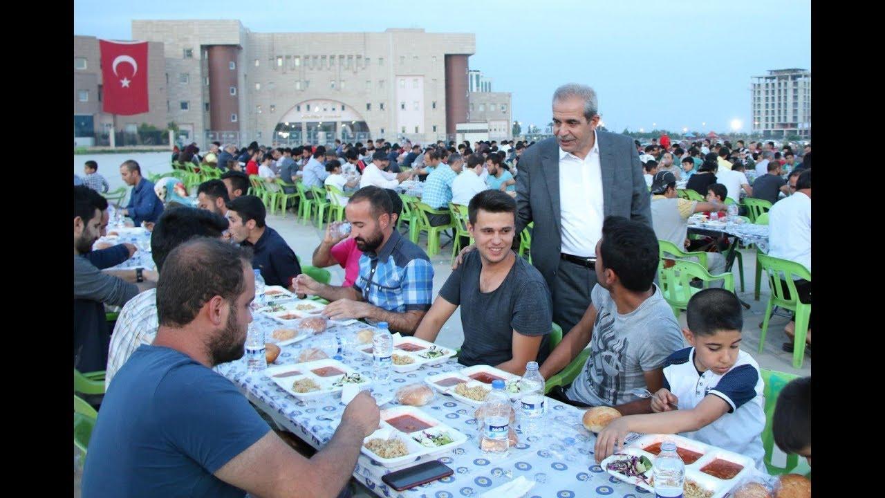 Başkan Demirkol, Vatandaşlarla İftar Geleneğini Bozmadı