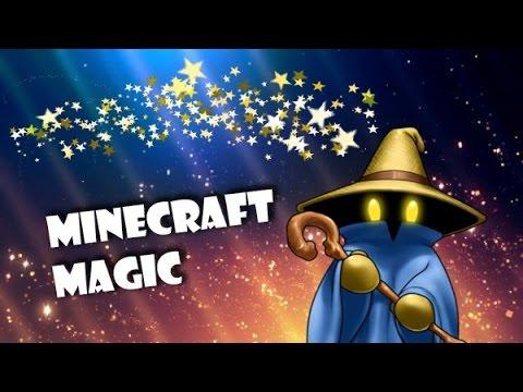 Лучший майнкрафт сервер - магическая сборка! Minecraft Magic
