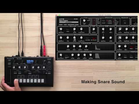 Pioneer DJ AS-1 & Live #3 | Making Snare Sound
