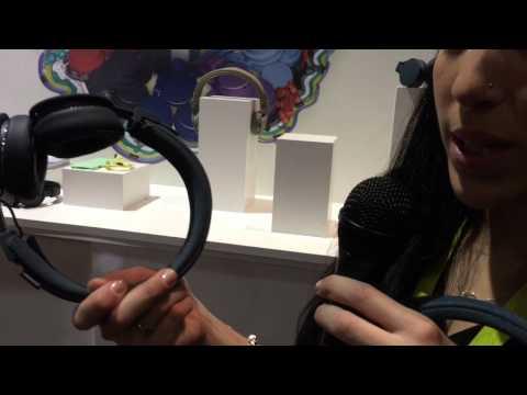 URBANEARS Wireless Headphones- CES Unveiled 2015
