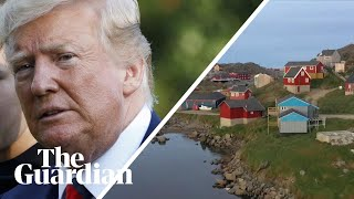 Why Trump wants to buy Greenland ... and what the people have to say about it