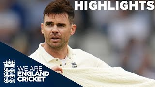 Pakistan Push On As England Miss Chances On Day 2: England v Pakistan 1st Test 2018 - Highlights