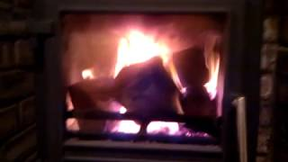 FireFox 5 wood burning stove (defra approved)