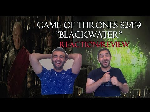 Game Of Thrones Season 2 Episode 9 REACTION/REVIEW!!