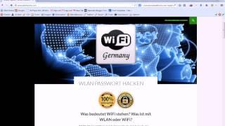 WLAN Hacken - WLAN Passwort Hacken