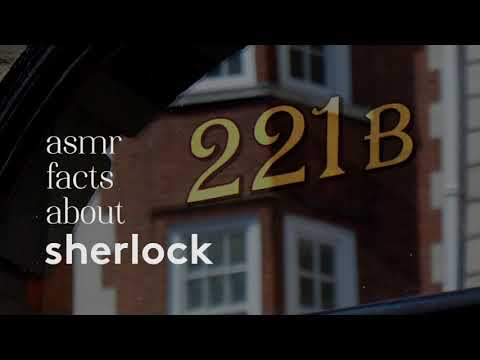 [ASMR] Ear to Ear Whispered Facts about Sherlock (warning: mild spoilers ahead!)