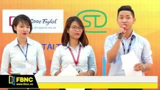 FBNC - Cuộc thi sinh viên biện luận 2017 - Đại học Hutech - Tập 1 (Phần 1)