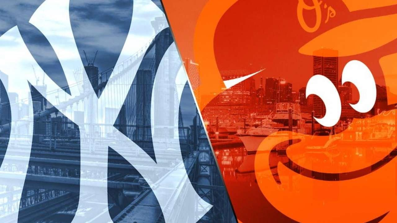Orioles-Yankees series preview: Four games to give up more home runs