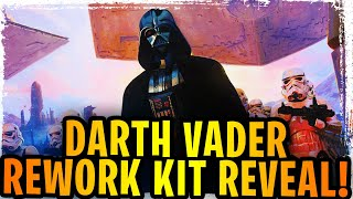 DARTH VADER REWORK CONFIRMED! New Abilities and Touch Ups! My Favorite SWGoH Update In Over a Year!