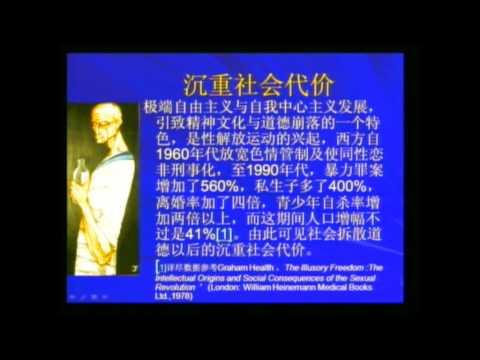 Sermon DR Liang at GKYMB梁燕城博士 : 過末世的生活 (二) PART 1
