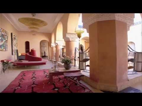 Amazing private luxury riad in ancient Medina