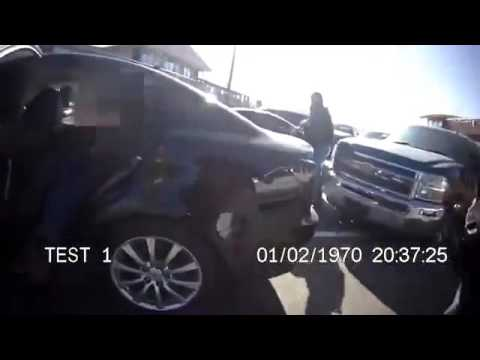 Albuquerque Police Release Footage of Cop Shooting Undercover Officer