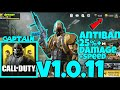CALL OF DUTY MOBILE v1.0.11 HACK MOD APK | ANTIBAN | +SPEED | +DAMAGE | AUTO AIM | NO ROOT |