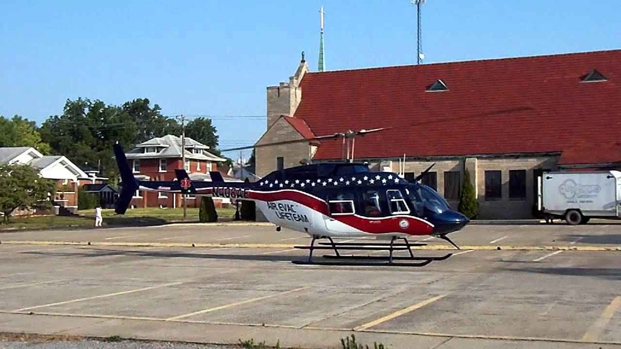 Bell 206L-4 Long Ranger in Air Evac Lifeteam
