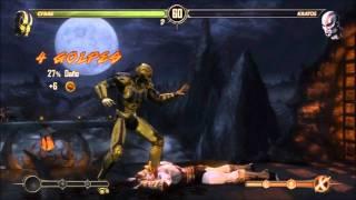 Mortal Kombat / Pit Master Trophy