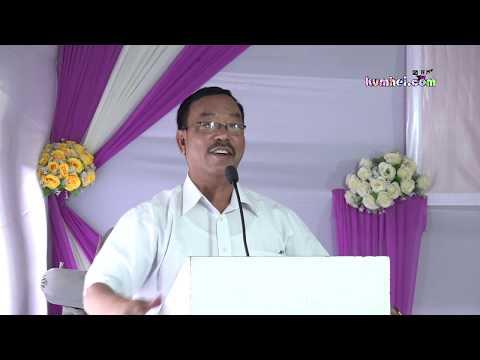 Dr. Dhanabir Laishram Speech At 7th FOUNDATION DAY CELEBRATION OF AIMS